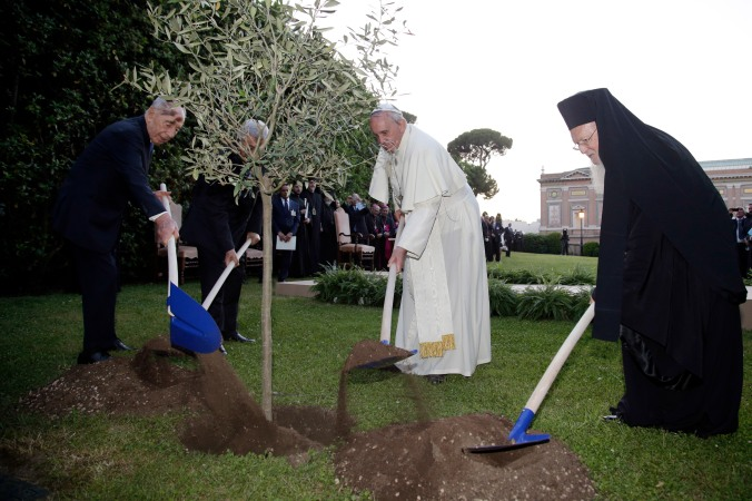 Vatican Mideast